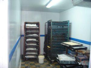 """Cámara Panadería """"Charrúa"""" - Año 2011"""